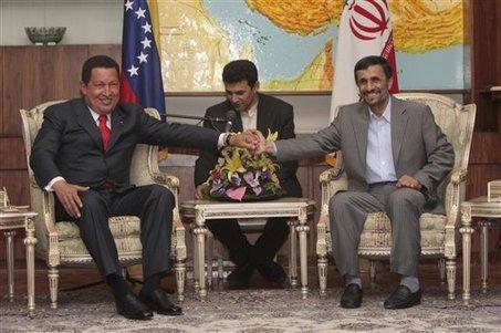 Iran Venezuela