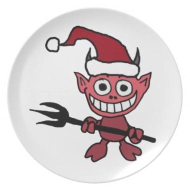 santa-as-devil